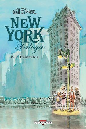 Téléchargez le livre :  New York Trilogie T02