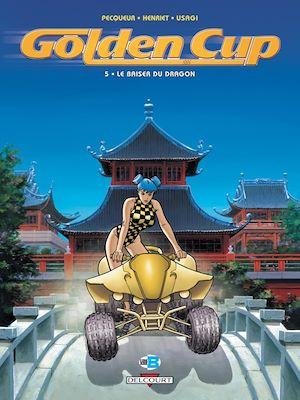 Téléchargez le livre :  Golden Cup T05