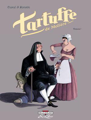 Téléchargez le livre :  Tartuffe, de Molière T01