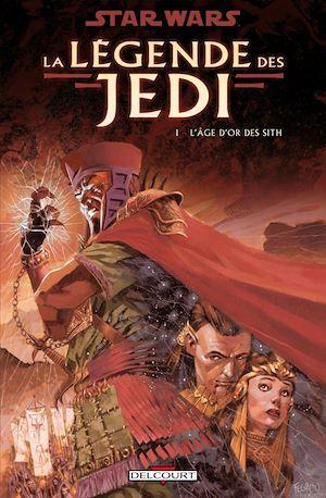 Téléchargez le livre :  Star Wars - La Légende des Jedi T01