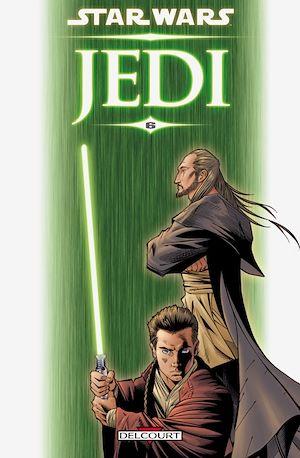 Téléchargez le livre :  Star Wars - Jedi T06
