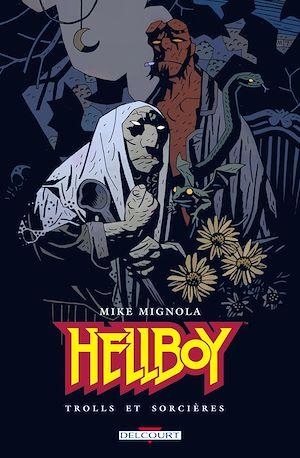 Téléchargez le livre :  Hellboy T08