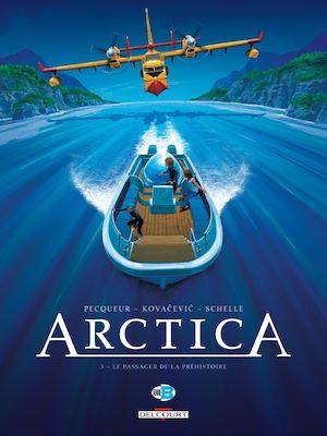 Téléchargez le livre :  Arctica T03