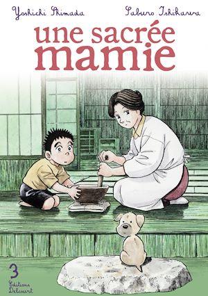 Téléchargez le livre :  Une sacrée mamie T03
