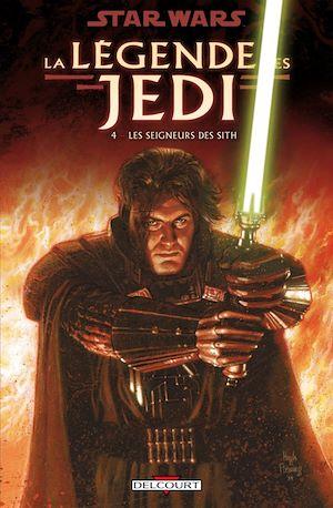 Téléchargez le livre :  Star Wars - La Légende des Jedi T04