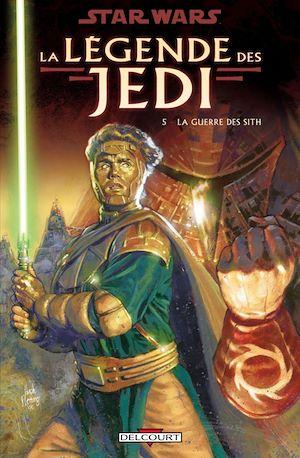 Téléchargez le livre :  Star Wars - La Légende des Jedi T05
