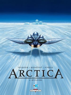 Téléchargez le livre :  Arctica T04