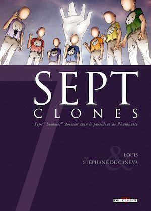 Téléchargez le livre :  7 Clones