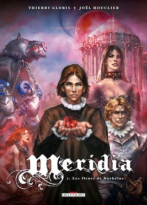 Téléchargez le livre :  Méridia T01
