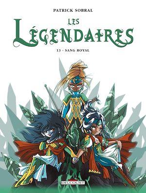 Téléchargez le livre :  Les Légendaires T13