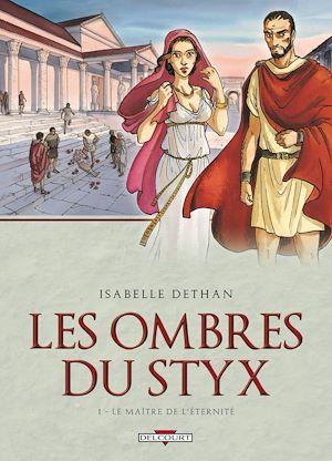 Téléchargez le livre :  Les ombres du Styx T01