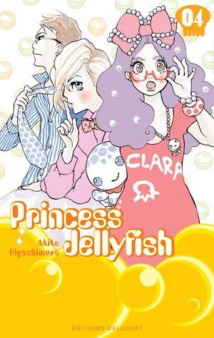 Téléchargez le livre :  Princess Jellyfish T04