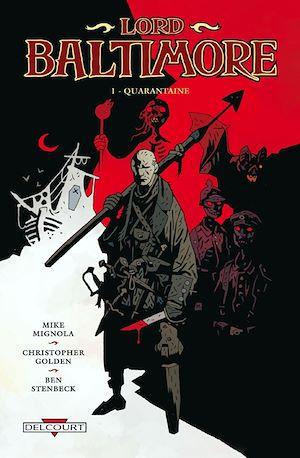 Téléchargez le livre :  Lord Baltimore T01