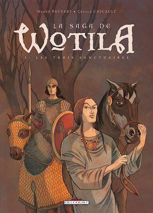 Téléchargez le livre :  La Saga de Wotila T02