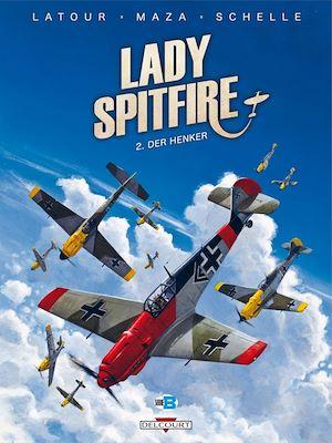 Téléchargez le livre :  Lady Spitfire T02