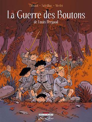 Téléchargez le livre :  La Guerre des boutons