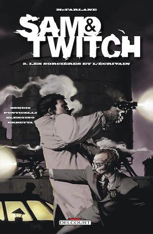 Téléchargez le livre :  Sam and Twitch T02