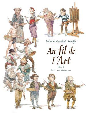 Téléchargez le livre :  Au fil de l'art T02