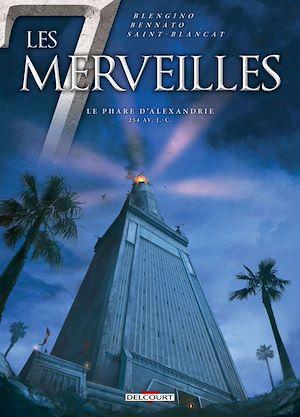 Téléchargez le livre :  Les 7 Merveilles T03
