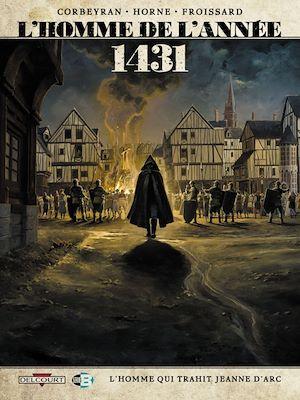 Téléchargez le livre :  L'Homme de l'année T02