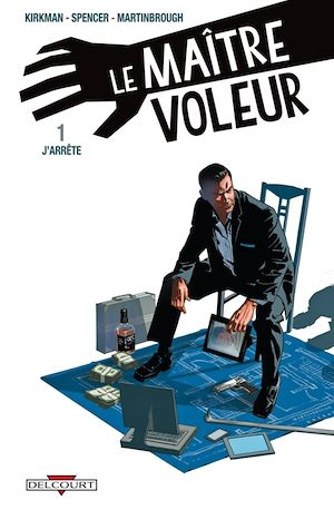 Téléchargez le livre :  Le Maître voleur T01