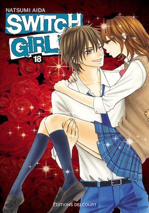 Téléchargez le livre :  Switch Girl T18
