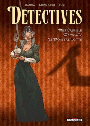 Téléchargez le livre :  Détectives T01