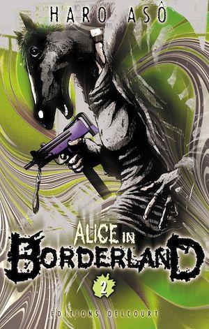 Téléchargez le livre :  Alice in Borderland T02