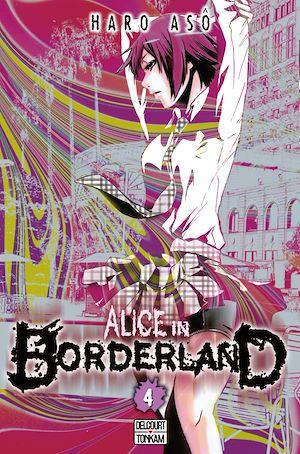 Téléchargez le livre :  Alice in Borderland T04