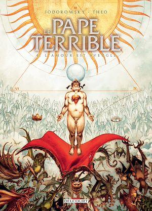 Téléchargez le livre :  Le Pape terrible T04