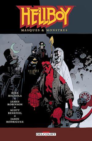 Téléchargez le livre :  Hellboy T14