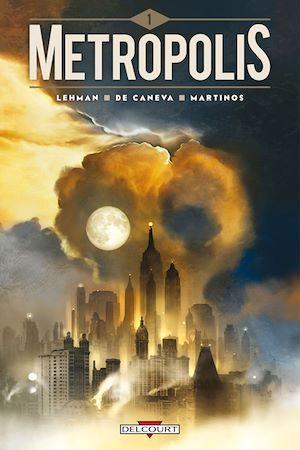 Téléchargez le livre :  Metropolis T01