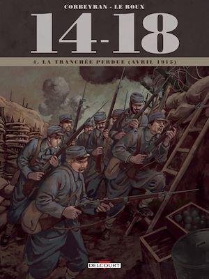 Téléchargez le livre :  14 - 18 T04