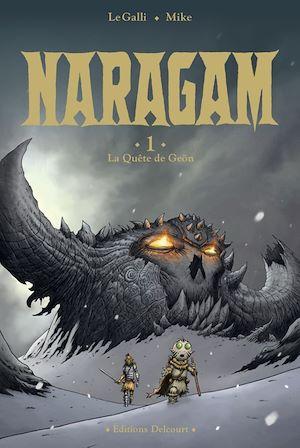 Téléchargez le livre :  Naragam T01