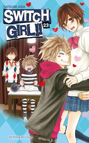 Téléchargez le livre :  Switch Girl T23