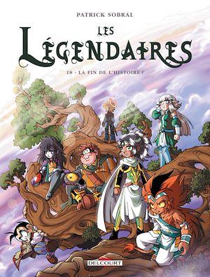 Téléchargez le livre :  Les Légendaires T18