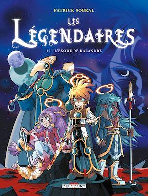 Téléchargez le livre :  Les Légendaires T17