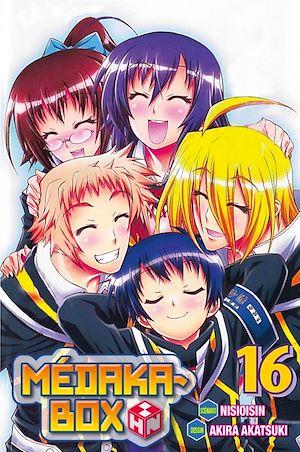 Téléchargez le livre :  Médaka-Box T16