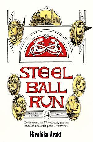 Téléchargez le livre :  Jojo's - Steel Ball Run T24