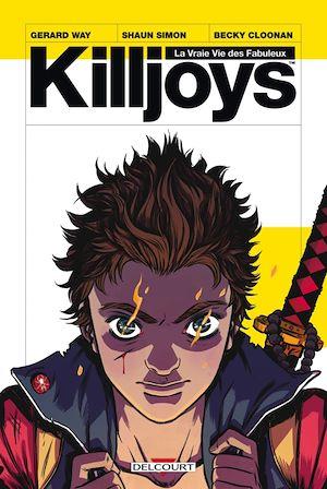 Téléchargez le livre :  Killjoys
