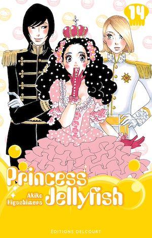 Téléchargez le livre :  Princess Jellyfish T14