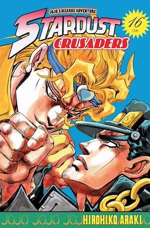 Téléchargez le livre :  Jojo's - Stardust Crusaders T16