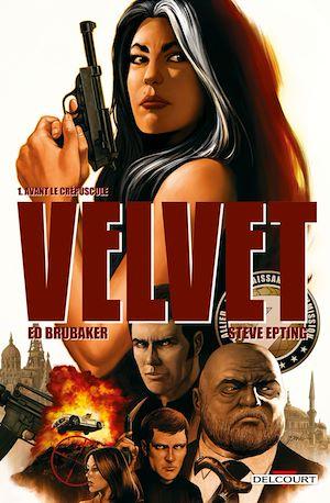 Téléchargez le livre :  Velvet T01