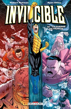Téléchargez le livre :  Invincible T14