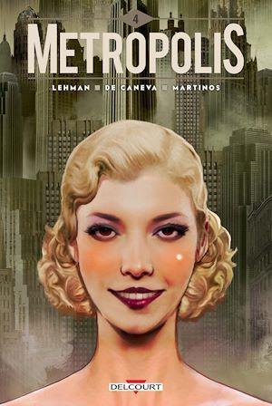 Téléchargez le livre :  Metropolis T04