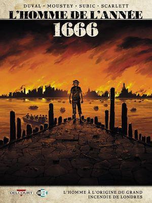 Téléchargez le livre :  L'Homme de l'année T10