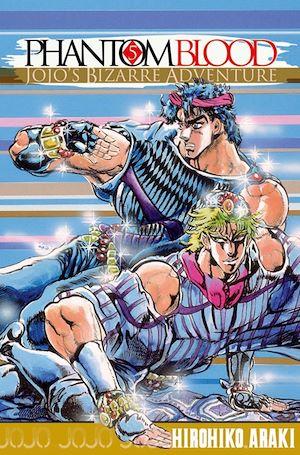 Téléchargez le livre :  Jojo's - Phantom Blood T05