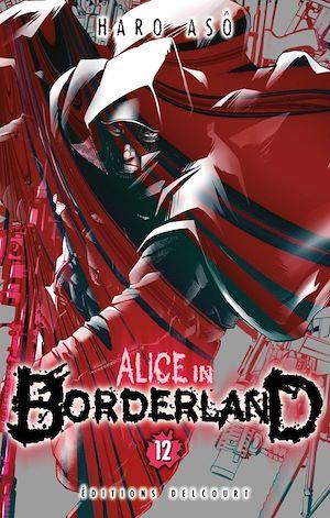 Téléchargez le livre :  Alice in Borderland T12