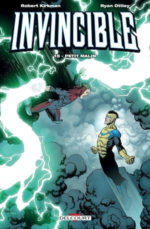 Téléchargez le livre :  Invincible T15