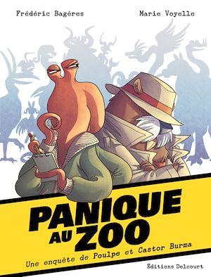 Téléchargez le livre :  Panique au Zoo